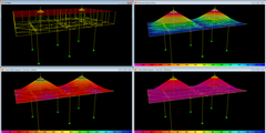 2010, Research Project, Modelling of Tents, Kermān Gas Station